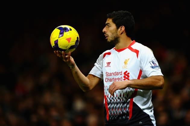 Luis Suarez Calls Liverpool Home as Daniel Sturridge Asks Striker to Stay