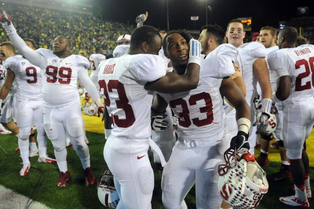 Pac-12 Football Power Ratings: Why Oregon Will Beat Stanford by Double Digits