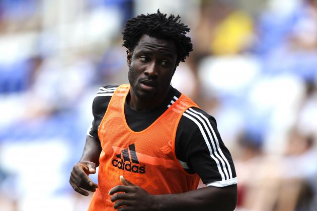 Michael Laudrup Puts Wilfried Bony on Special Training Programme
