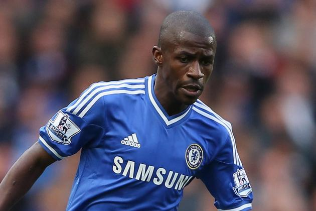 REVEALED: Real Madrid to Make £20m Move for Ramires in January