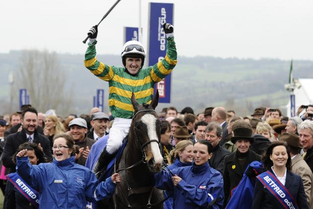 AP McCoy Makes History with 4000th Winner Aboard Mountain Tunes