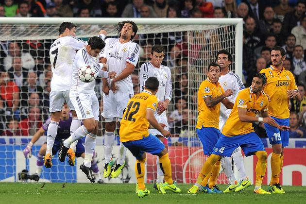Juventus vs. Real Madrid: Champions League Live Score, Highlights, Recap