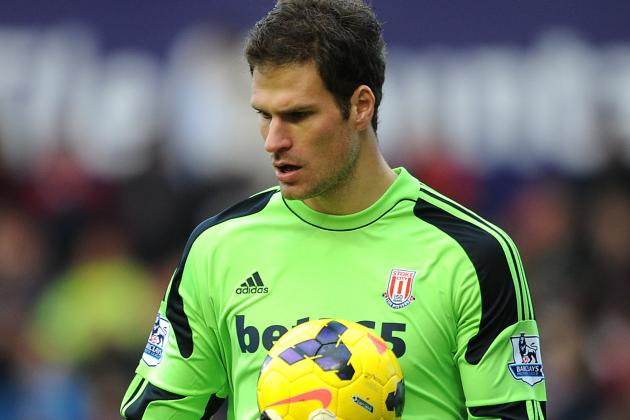 Asmir Begovic Says He Doesn't Know If Manchester City Are Trying to Sign Him