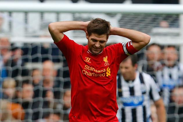 Steven Gerrard's Potential Injury Could Be a Blessing in Disguise for Liverpool