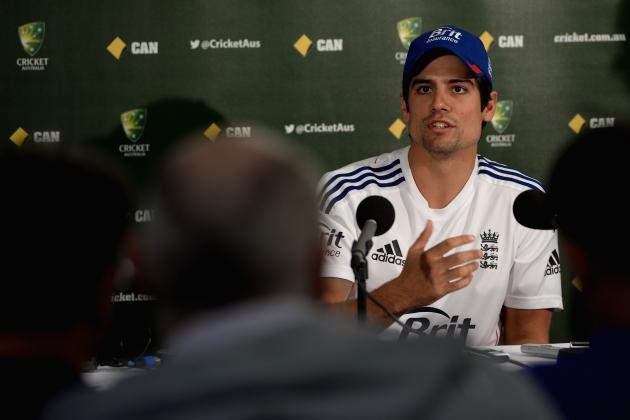 Alastair Cook Responds to Shane Warne 'Boring' Criticism