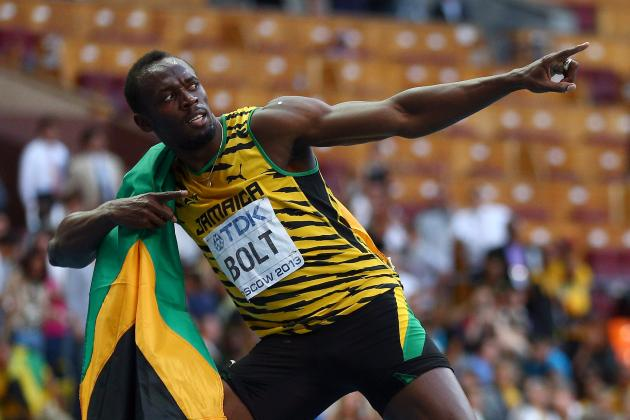 Usain Bolt Revved Up for Call of Duty: Ghosts