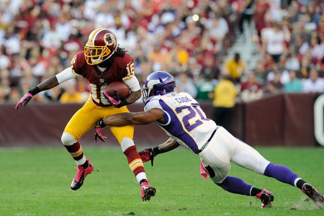 Redskins vs. Vikings: Breaking Down Minnesota's Game Plan