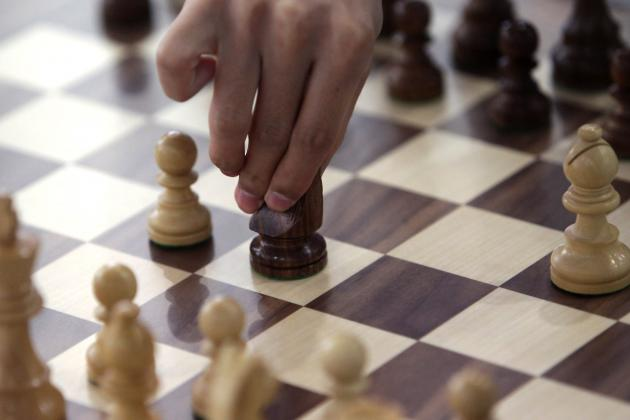 Chess Grandmaster Took Inmates to School, Beat 10 Players While Blindfolded