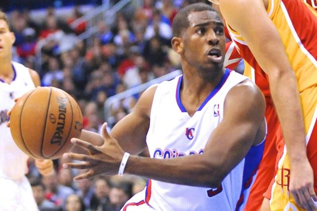 Chris Paul, LA Clippers Dicing Up Defenses Masterfully in NBA's First Week
