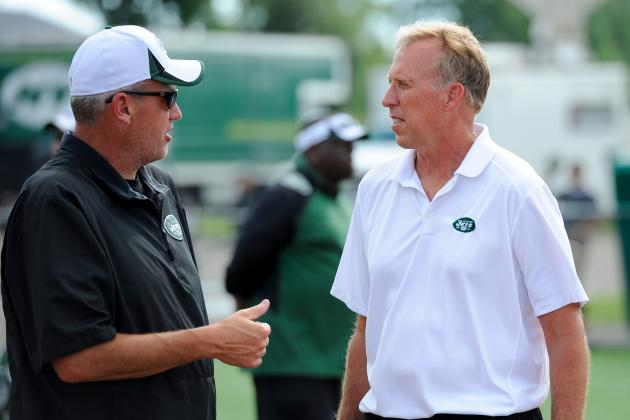 Idzik Pleased with Performance of Ryan and Jets
