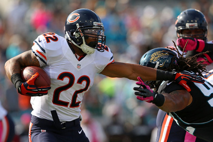 Matt Forte: Week 10 Fantasy Outlook