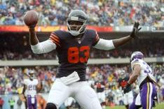 Martellus Bennett: Recapping Bennett's Week 10 Fantasy Performance