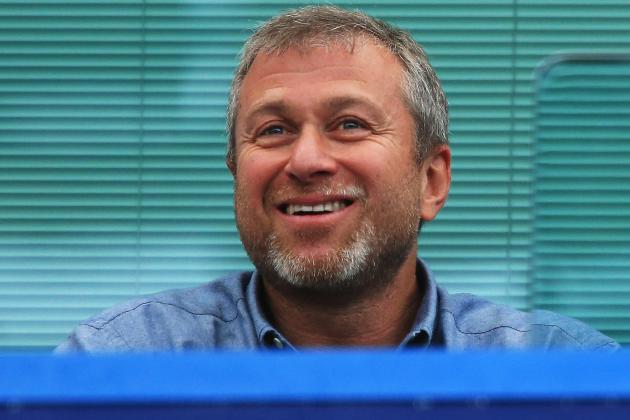 Sven-Goran Eriksson Reveals Chelsea's Roman Abramovich Nearly Bought Tottenham