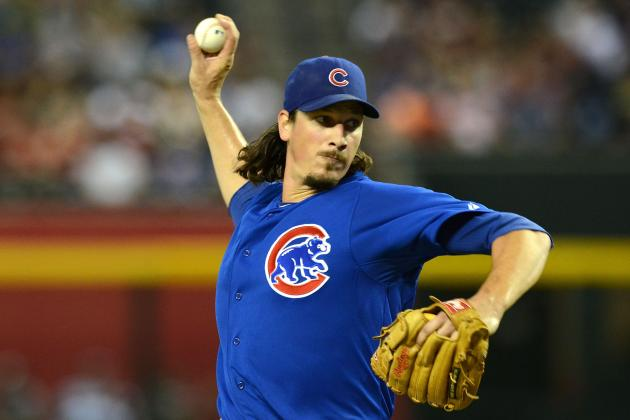 What Should Jeff Samardzija Be Worth on the Winter Trade Market?