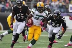 Eddie Lacy: Recapping Lacy's Week 9 Fantasy Performance
