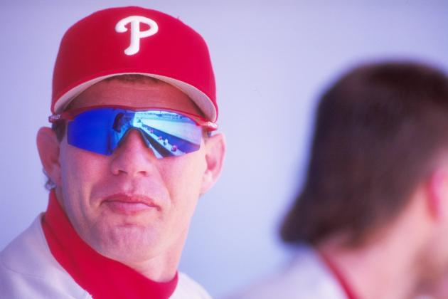 Lenny Dykstra Had a Confrontation with Ex-Teammate Mitch Williams at a Mall