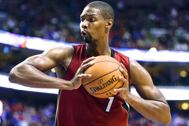 In Year 4, Miami Heat's Chris Bosh Keeps Expanding His Repertoire