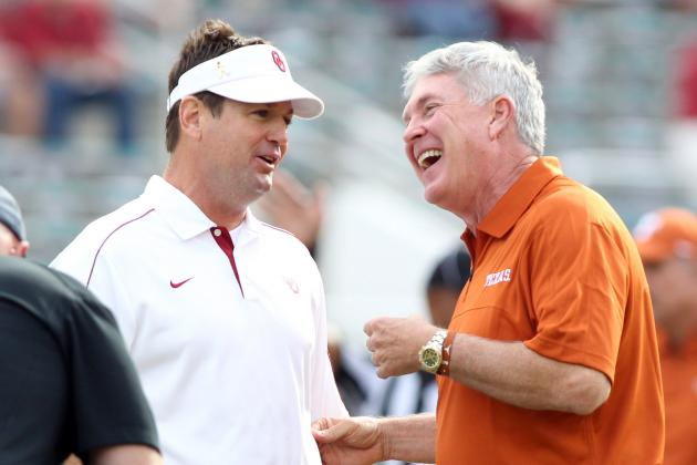 Why Mack Brown and the Texas Longhorns Must Become Huge Oklahoma Fans
