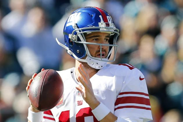 Eli Manning Says Duplicating Eagles' Success vs. Raiders Won't Be That Easy