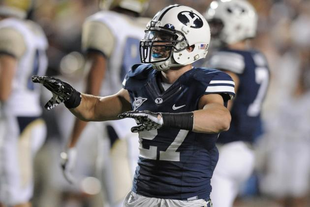 BYU Faces Its Toughest Test in Wisconsin