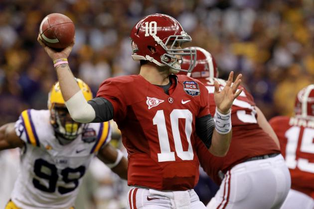 Debate: Which Team Has the Better Offense, Bama or LSU?
