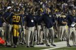 Cal RB Hospitalized After Locker Room Fight