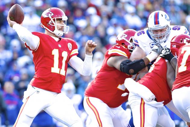 Alex Smith: Game Manager or Top-Flight NFL Quarterback?