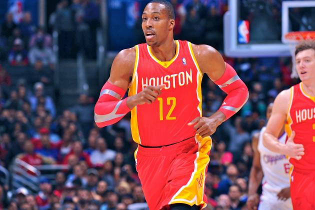 Can Dwight Howard Evolve in Houston as LeBron James Did in Miami?