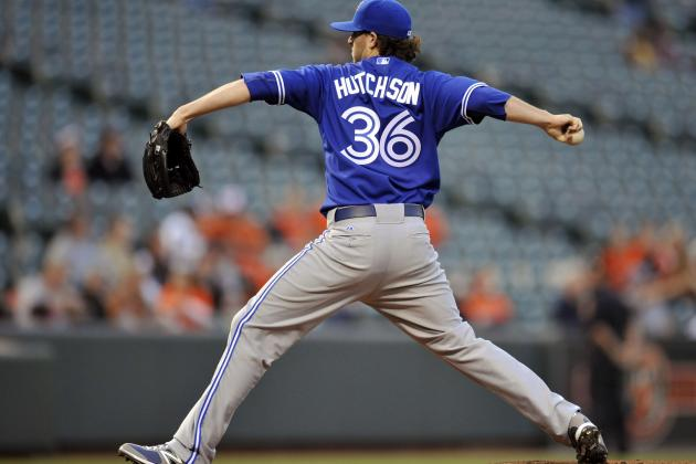 Mixed Bag for Blue Jays Pitchers in Fall League