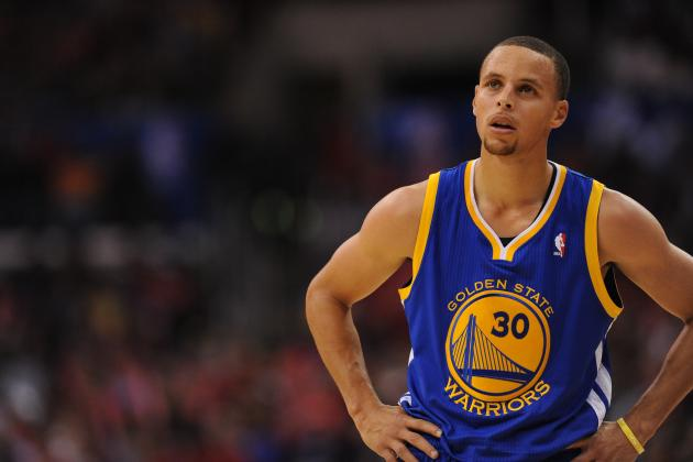 Early Fix-Its for Golden State Warriors' Stud, Stephen Curry