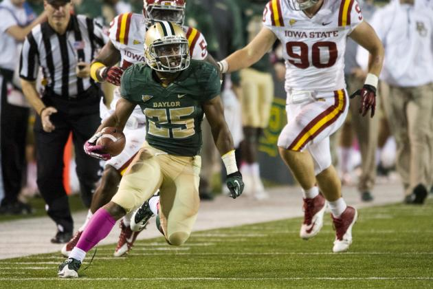 How Baylor Can Stay Undefeated Against Oklahoma
