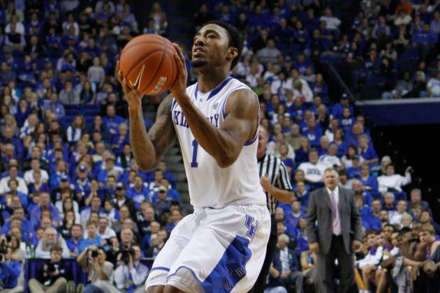 James Young Has 'Slightly Sprained Ankle'