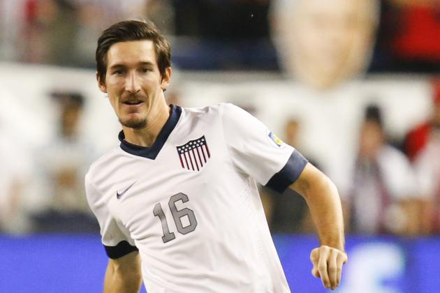 "Sacha Kljestan ""I'm Just Trying to Work as Hard as I Can and Stay Humble."""