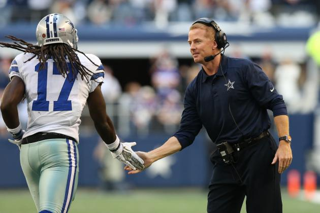 Garrett: Relinquishing Play-Calling Duties Has Been