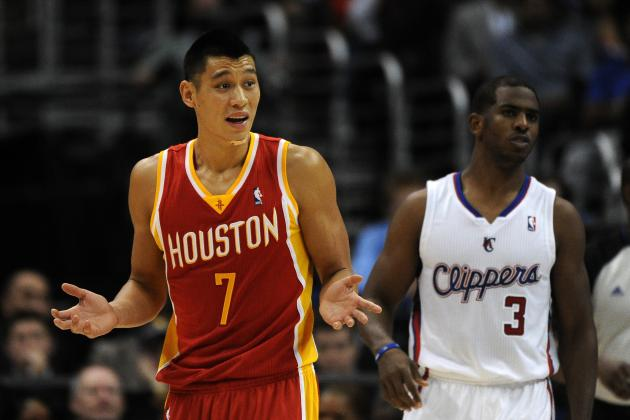 Jeremy Lin Should Embrace the Role of Sixth Man with Houston Rockets