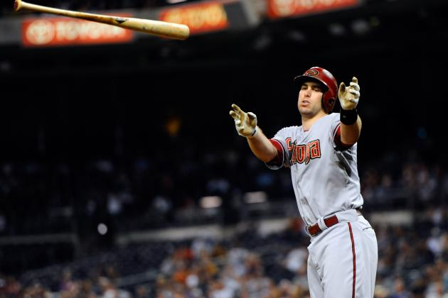 Goldy Tries Hand at Cricket as D-Backs Visit Sydney