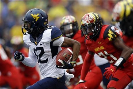 Reports: West Virginia Wide Receiver Ronald Carswell No Longer with Team
