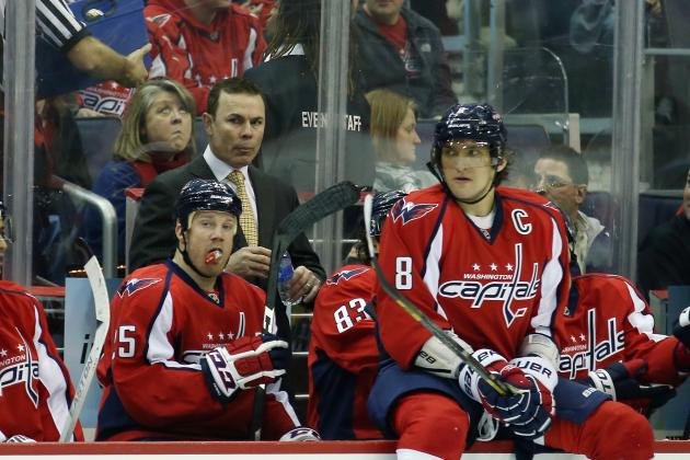Grading Adam Oates' Performance with Washington Capitals in 2013-14