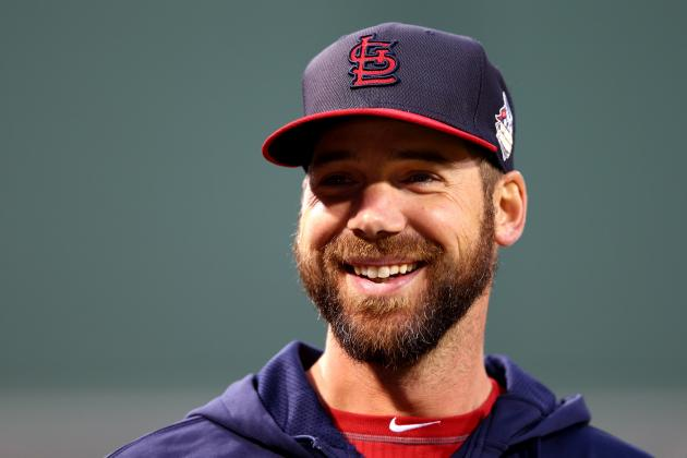 Cardinals Want Chris Carpenter to Take a Front Office Role