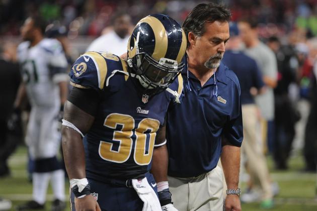 Tough Schedule Follows Tough Defeat for Rams