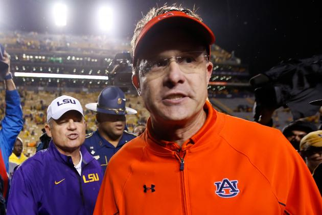 Malzahn Responds to Pat Dye, Calls QBs 'Champs'