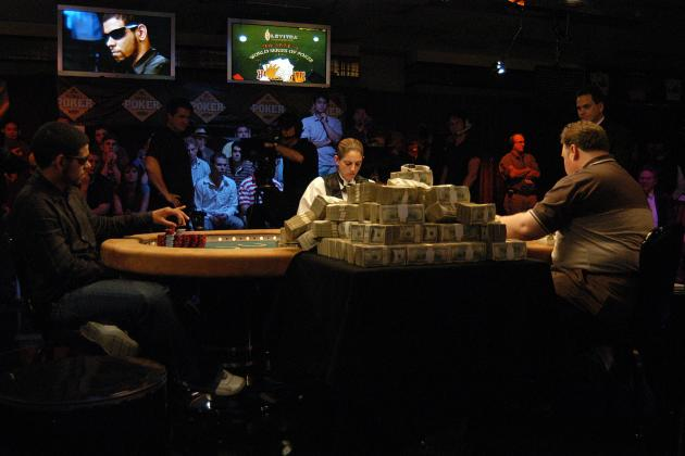 WSOP 2013: Previewing Tuesday's Exciting Head-to-Head Final