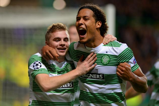 Ajax vs. Celtic: Date, Time, Live Stream, TV Info and Preview