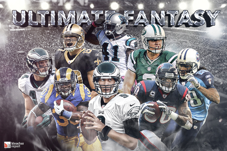 Ultimate Fantasy Football Week 9 Lineup