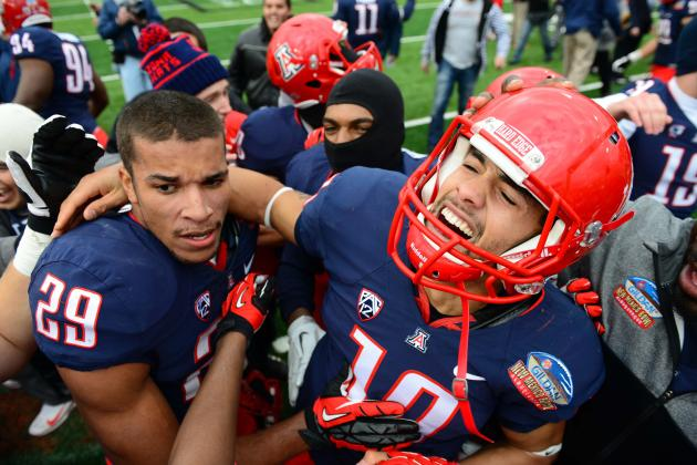 Arizona Football: Wildcats' 5 Most Likely Bowl Opponents