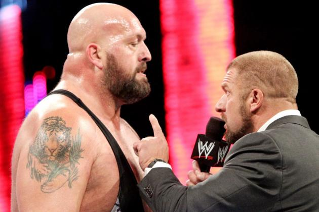 Big Show Should Have Challenged Triple H Instead of Randy Orton