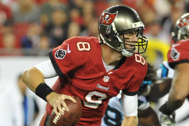 Mike Glennon's Statistics Tell a Mediocre Story