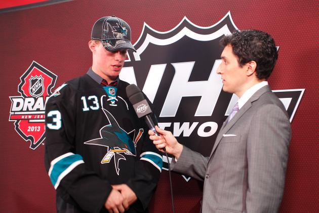 San Jose Sharks Prospect Mirco Mueller Evolving as a Leader