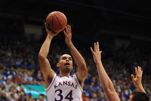 Meet Perry Ellis, the Kansas Jayhawks' Other Superstar