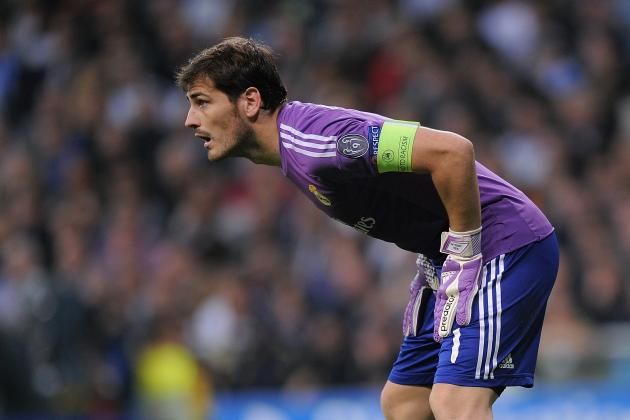 Iker Casillas Pushed Further to the Fringes as Real Madrid Pursue New Goalkeeper